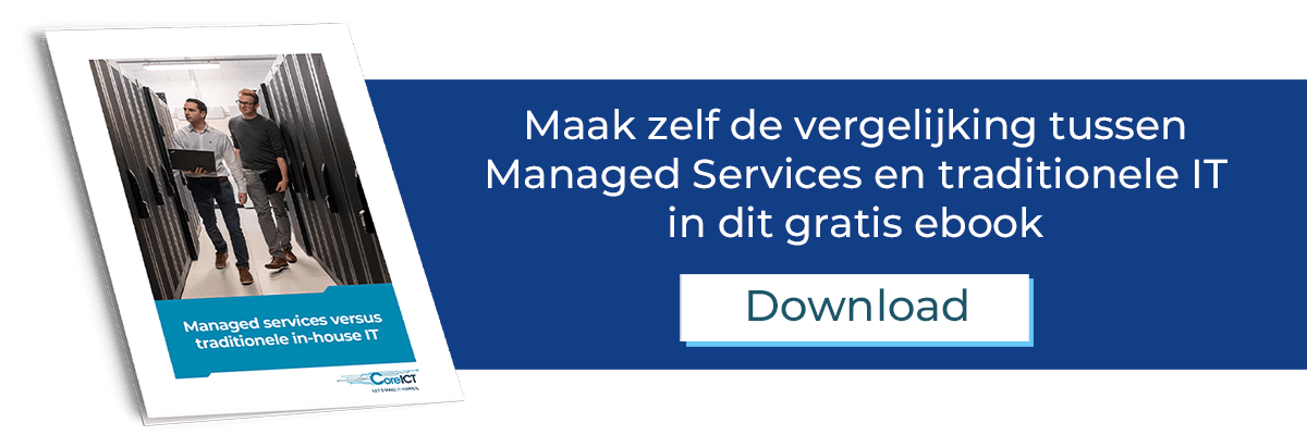 Download ebook - Managed Services versus traditionele in-house IT